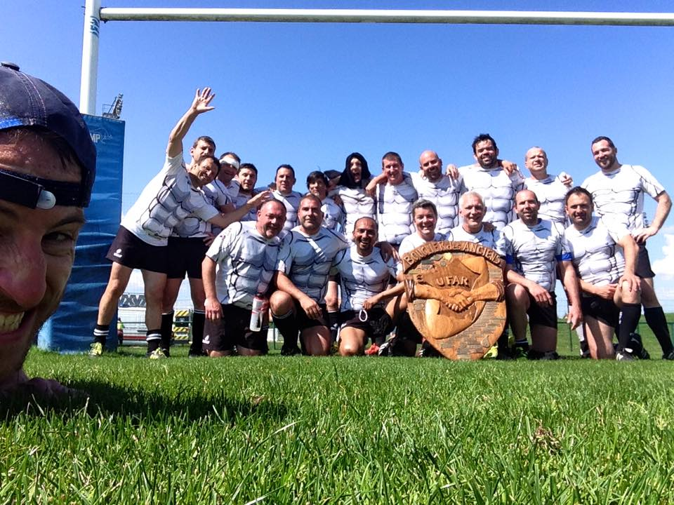 Club Rugby Lyon Vétérans Globbe-Trottar