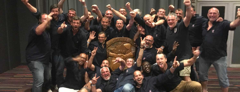 Champions de France Vétérans !