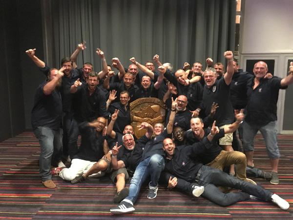 Rugby Vétérans Lyon Villeurbanne Globe Trottar