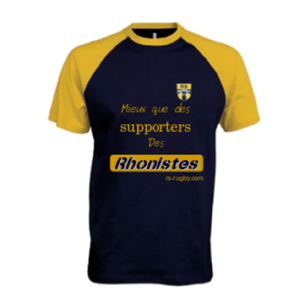 Tee Shirt Supporter RS