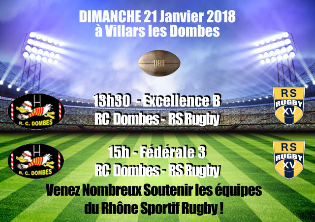 Rugby-lyon-RS-Villars-les-dombes-Match
