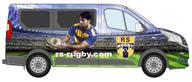 Minibus RS RUGBY – En route !