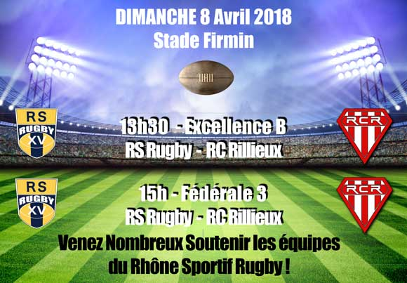 Rugby-Lyon-RS-Rugby-Match-Retour-Rillieux-8avril