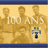 Rugby lyon 100 ans