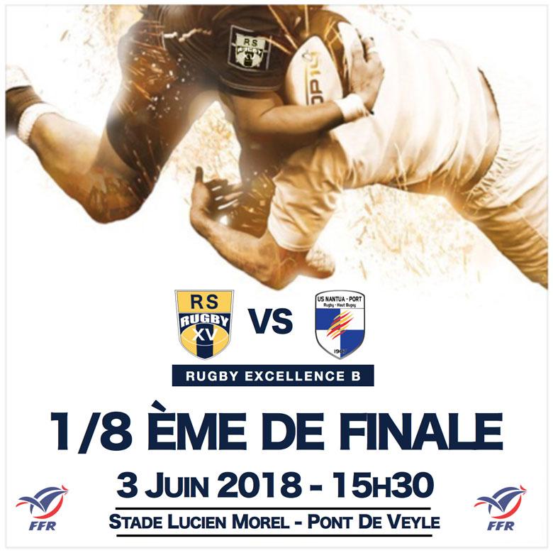 Rugby Lyon Fédérale Rhone Sportif Nantua