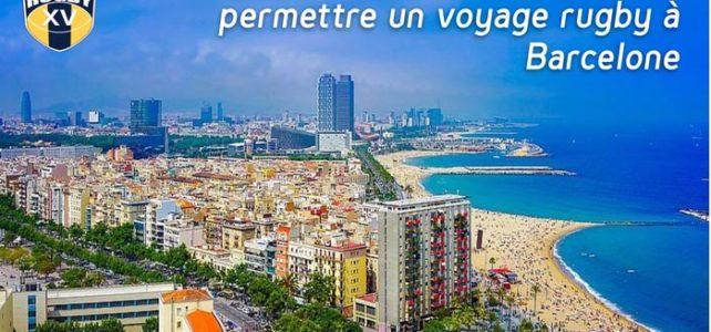 RS RUGBY : Soutenez le Voyage U19 à Barcelone
