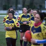 Club de rugby Féminin Villeurbanne