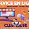 Restaurant le Club House Lyon