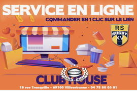 Restaurant le Club House Lyon