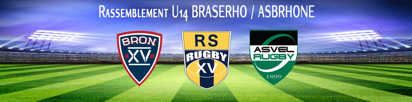 Equipe de rugby jeunes Lyon Villeurbanne