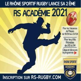 L'Académie du Rhône Sportif