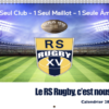 Club de rugby lyon calendrier 2021